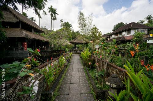 Foto Murales Ubud Bali