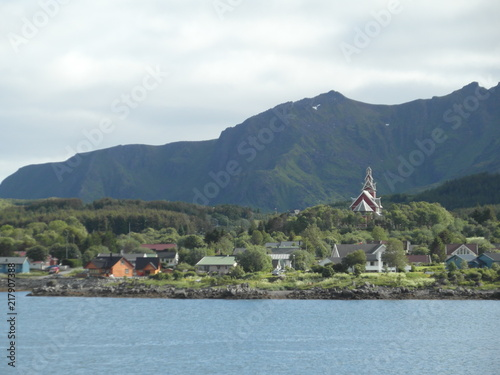 Lofoty - nieskażona przyroda Norwegii