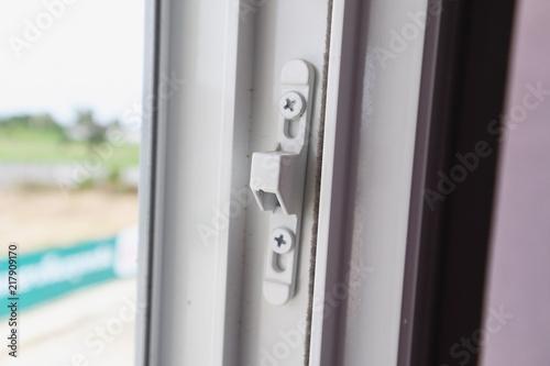 Foto Murales window lock