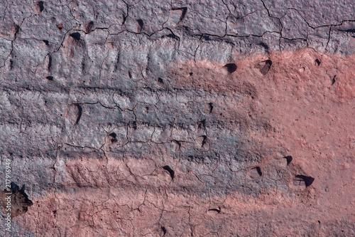 Foto Murales Hintergrund, Boden