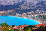 Baska ,Wyspa Krk Chorwacja