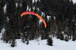 Quadro Verbier switzerland paragliding