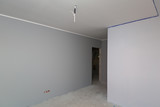 House interior at painting and renovation - 217937772