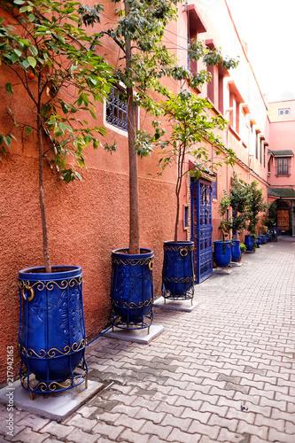 Raw alley