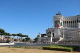 Monumento a Vittorio Emanuele II in Rome, Italy