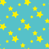 abstract background pattern seamless star