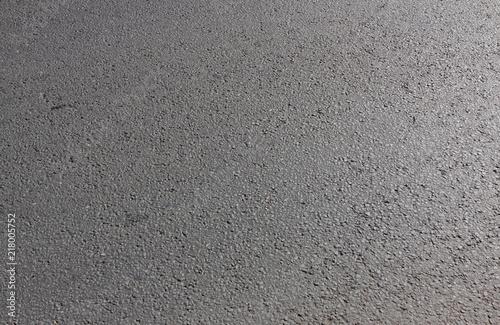In de dag Stenen Asphalt texture in Moscow