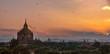 Bagan Plain Sunset #1