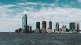 Rives de Manhattan face à l'Hudson - 218020389