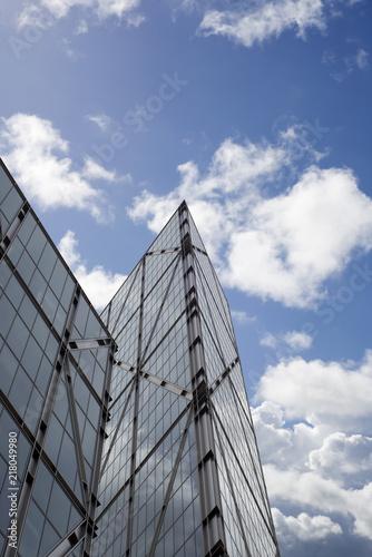 Plexiglas London london city centre skyscraper