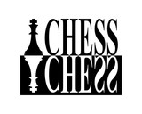 Chess Sign