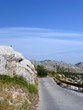 Straße im Nationalpark Biokovo - 218096926