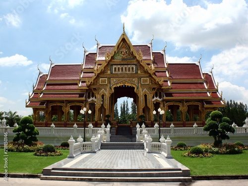Plexiglas Thailand Thai wisdom