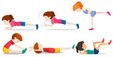 A set of weight training - 218157150