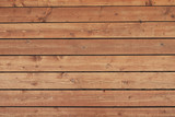 Wood plank brown texture background - 218164513