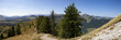 Postalm, panoramic view