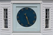 Halifax Town Clock closeup in Halifax, Nova Scotia