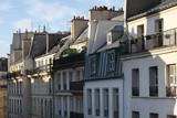 Paris residential buildings - 218236975