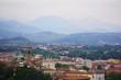 bergamo lombardy lombardia italy - 218265740