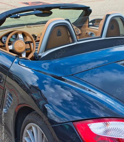 Modern European Sports Car - 218279104
