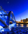St. Patrick's Island Bridge at Stars