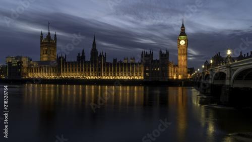 Plexiglas London Big Ben