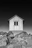 Torekov Beach Hut Facade Take 3