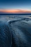 Dusk, Porthcotham Beach, Cornwall - 218339171