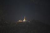 Swayambhunath stupa in Kathmandu, Nepal - 218340584