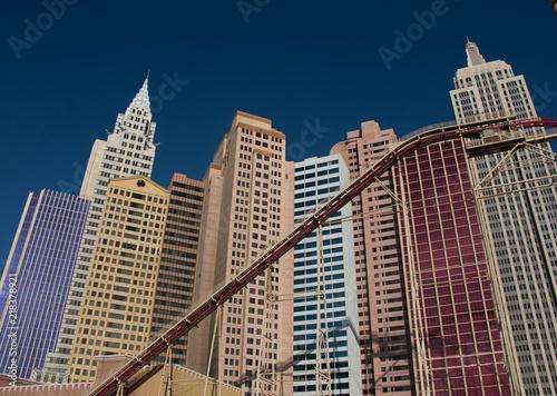 Fotobehang Las Vegas casino