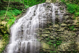 Tiffany Falls Close Up - 218401309