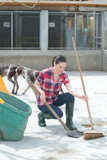cleaning time for kennel assistant - 218406997