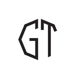 two letter GT octagon logo