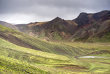 Rainbow Mountains in Iceland