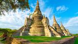 アユタヤ遺跡(Historic City of Ayutthaya) - 218560376