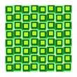 Verde astratto texture vettoriale geometrico colorato tessile stampa mattonella
