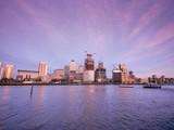 London office building skyscraper, working & meeting - 218628323