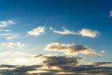 Sunset Sky Background - 218628564