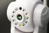 CCTV camera in studio - 218629567