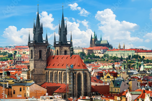 Fototapety, obrazy : Cathedrals of Prague