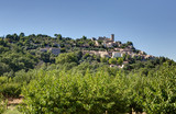 Lacoste en Luberon - Provence - Vaucluse