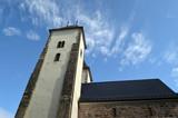 View of historical buildings of Bergen, Norway - 218722173