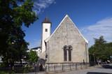 View of historical buildings of Bergen, Norway - 218722180