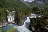 Wunderschönes Valldal Norwegen, zwischen Geirangerfjord und Trollstigen