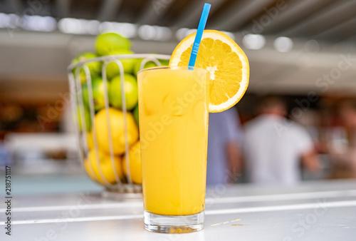 Aluminium Sap Fresh, organic fruit drinks