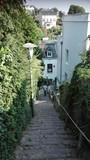 Treppe in Blankenese