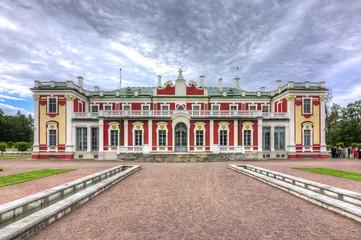 Kadriorg palace and garden, Tallinn, Estonia