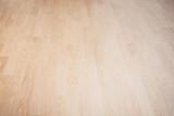 Bright laminate floor in the room - 218797547