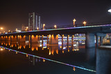 ShaoGuan in der Nacht