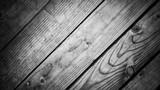 Holztextur, schwarz-weiss  - 218809792